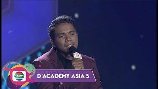 LEMBUT!! Jerico Amaral-Timor Leste Penuh Penghayatan Bawakan Lagu