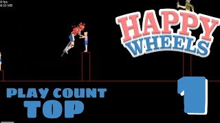 TOP 5 Play Count of the week #1 | Happy Wheels