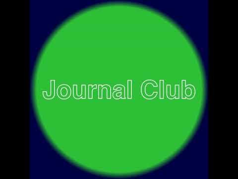 29: Journal Club - April 2018