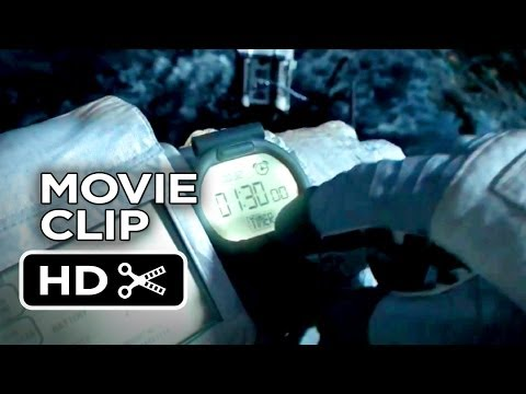 Gravity Movie CLIP - 90 Minutes 2013 George Clooney, Sandra Bullock Movie HD