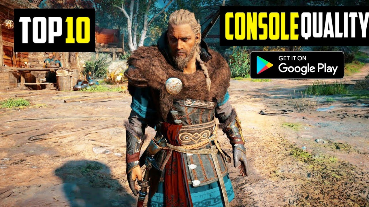 Top 10 Console Quality Games For Android 2020 | High Graphics (Offline/Online)