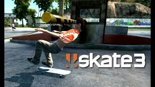 Skate 3 - SMACK!!! [Playstation 3 Gameplay]