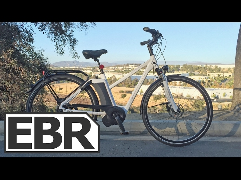 Kalkhoff Include 8 Premium Video Review - Best Commuter Electric Bike