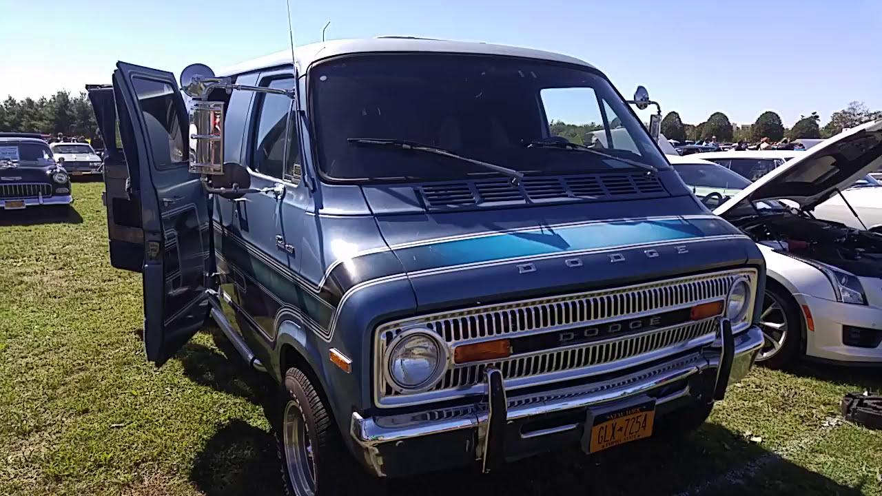 1977 Dodge B200 Van