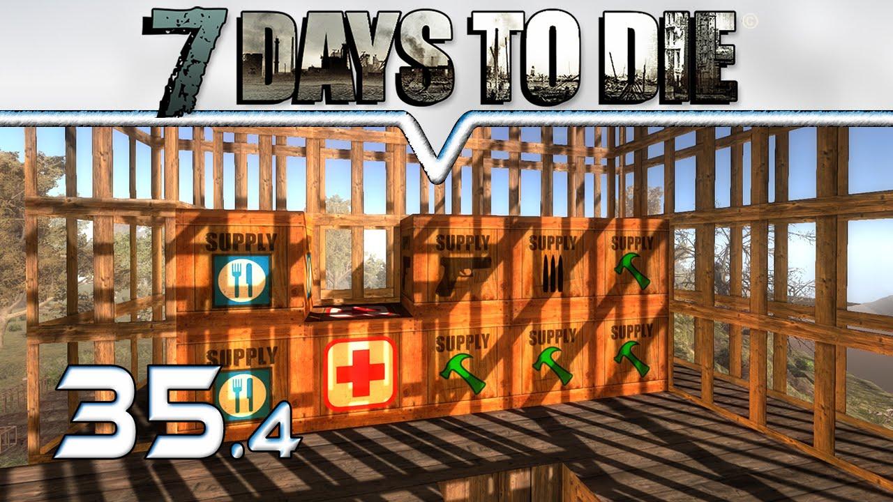 7 days to die alpha 11 35 ab in die kiste let 39 s play deutsch german gameplay youtube. Black Bedroom Furniture Sets. Home Design Ideas