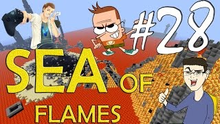 MINECRAFT : SEA OF FLAMES - BENVENUTI ALL