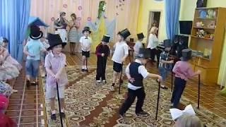 УТРЕННИК В ДЕТСКОМ САДУ! Зажигательный танец мальчиков.