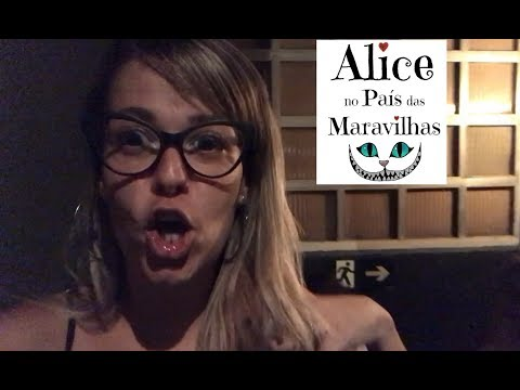 Escape Club (Sala Alice) - MARCELA TAVARES