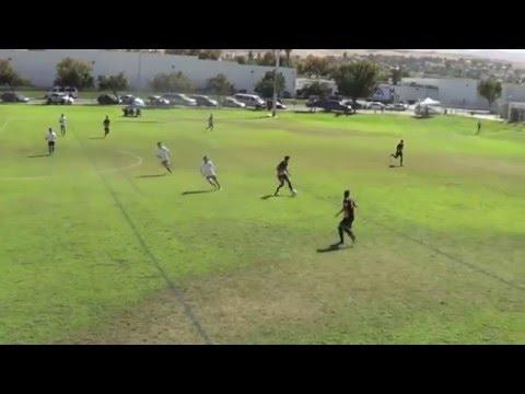 Axel Cruz Mens Taft College Soccer #6