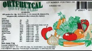 Ortfrutcal - Sjeme d.o.o.