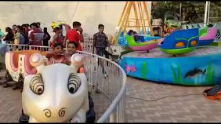 Rabbit Train Rides Manufacturer & Supplier in Ahmadabad | Super Amusement Games