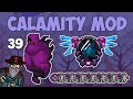 Terraria 39 THREE NEW BOSSES 1 3 4 Calamity Mod Let s Play