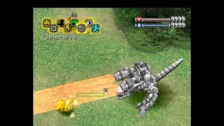 Digimon World 1 - Machinedramon Playable w/ Infinity Cannon ...