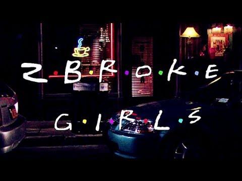 2 Broke Girls Opening | Friends Style | HD