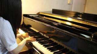 周杰倫 張惠妹 不該 鋼琴版 piano cover by Melody