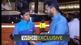 'Mithali Raj is a great captain and we learnt a lot from her,' says Harmanpreet Kaur