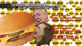 National Cheeseburger Day in Acadiana