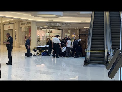 Man arrested after police say he threw or pushed child from third floor of Mall of America