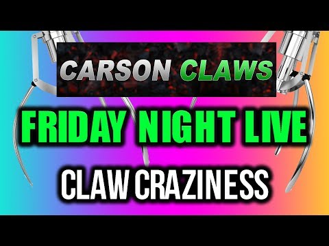 HUGE SURPRISE LIVE-STREAM WITH CARSON CLAWS AND MR. D! PLUS GIVEAWAY!