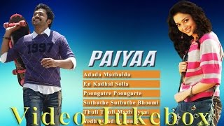 Paiyaa - Video Jukebox | Karthi | Tamannaah | Yuvan Shankar Raja | N. Linguswamy