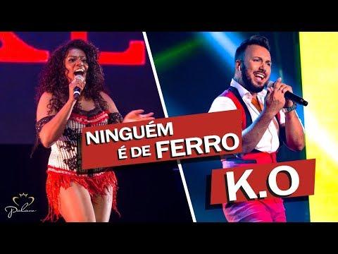 Ninguém é de Ferro - K.O.  Wesley Safadão e Marília Mendonça ...