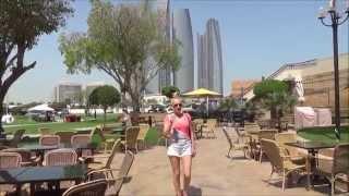 Zjednoczone Emiraty Arabskie ✿   Abu Dhabi ✿   Dubai