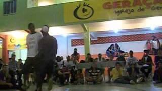 Maikel e Law (CRAZY MASTERS CREW) vs Nadinho e Sombra (KND CREW) GBG 2011