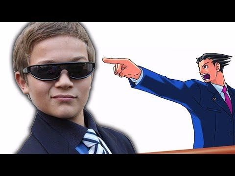 THIS KID IS GETTING SUED *and you'll never guess why*