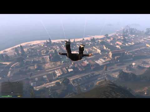Grand Theft Auto V: I Officially Hate Birds