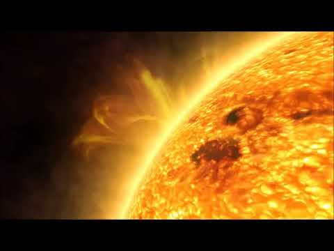 Sound of the sun recorded by NASA - YouTube