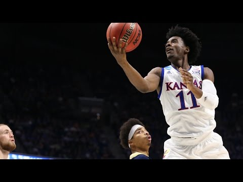 UC Davis vs. Kansas: Game Highlights
