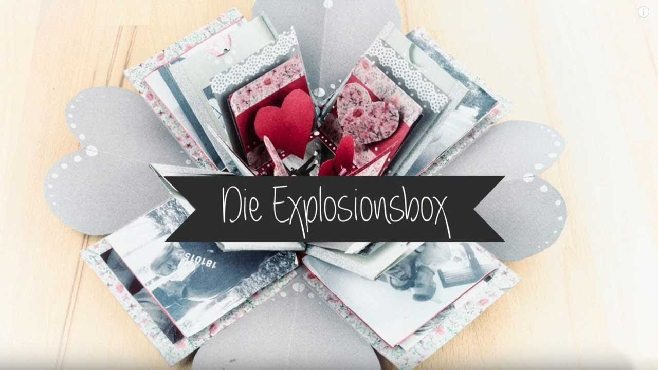 Wie Du Eine Explosionsbox Basteln Kannst Cmdacademy