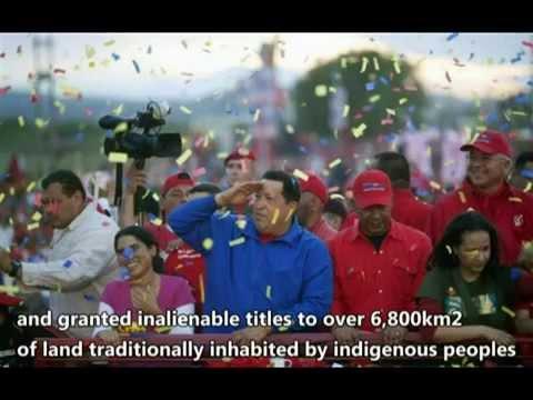 Personal tribute to Hugo Chavez