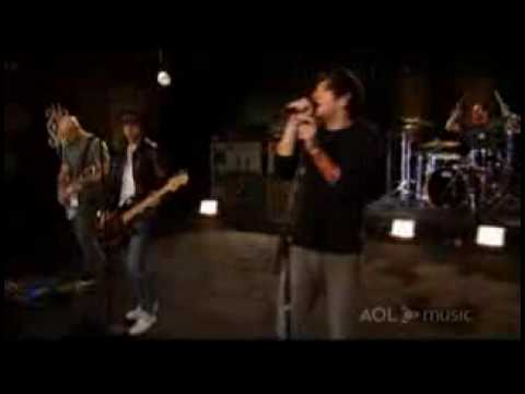 Simple Plan No Love AOL Session