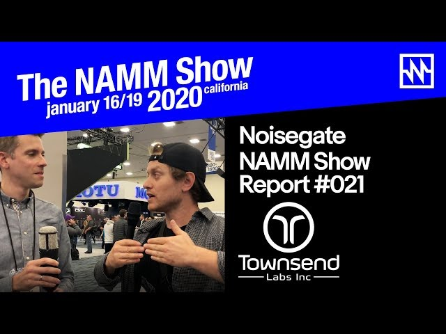 NAMM 2020: Townsend Labs Sphere L22 Microphone Modelling System Overview