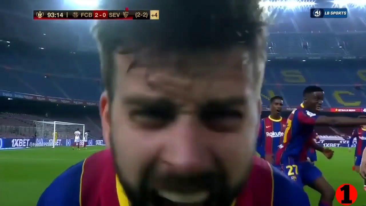 Download FC Barcelona vs Sevilla COPA DEL REY
