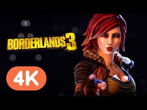 Borderlands 3 Official 4K Trailer - E3 2019