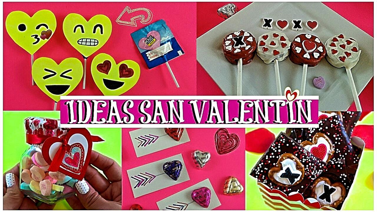 Regalos De San Valentin Para Amigos Y Salon De Clases