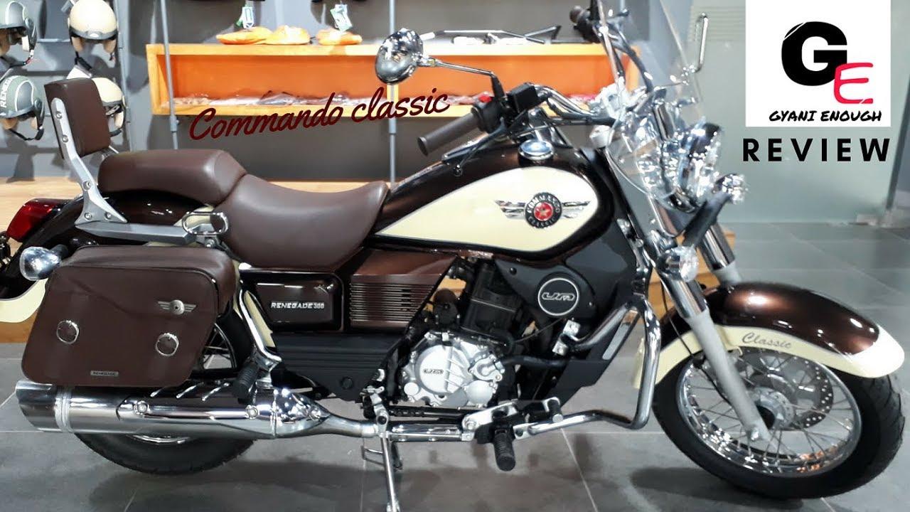 Um Renegade Commando Classic Edition Copper White Detailed Walkaround Video Youtube
