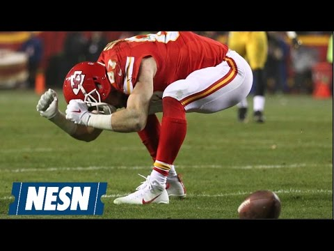 Travis Kelce Goes Off On Refs After Chiefs