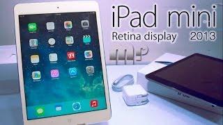 Unboxing iPad Mini 2 Retina 2013 Español
