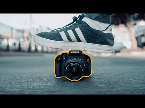 Cómo hacer BUENAS FOTOS con una CÁMARA BÁSICA + 18-55mm