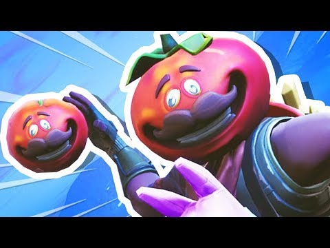 Fortnite FOOD FIGHT!!