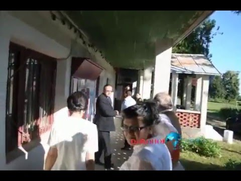 Locatia pentru sedinta de schimbare a viceprimarului din Comuna Vaculesti