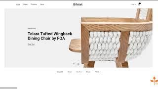 Bifrost - Simple Portfolio WordPress Theme Review
