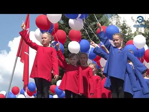 В Кузнецке прошли торжества, посвященные Дню Победы