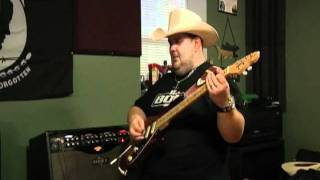Bolt Amp 100 Watt combo johnny hiland demo part 1 - The Clean Channel
