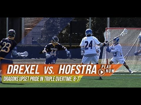 Drexel vs. Hofstra | 2013 Lax.com College Highlights