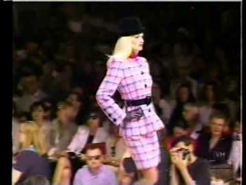 Hubert de Givenchy - Couture 1995 - the last collection report