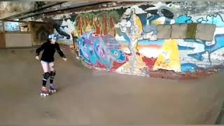 Roller Skating - Hard Times, Hard Falls, Hard Fun!